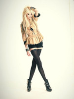 Taylor Momsen . . . of Pretty Reckless3.)  Taylor Momsen . . . of Pretty Reckless