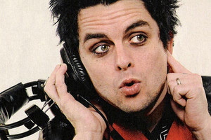 Billie Joe Armstrong hospitalised