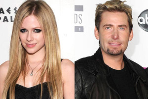 Chad Kroeger's engagement was a shock to his parents