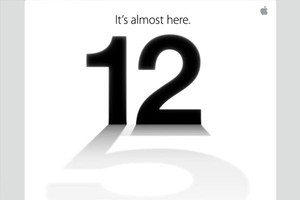 Apple hints at iPhone 5