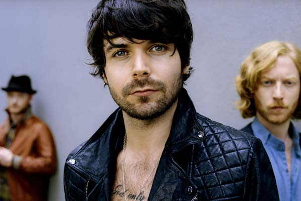 Biffy Clyro's Simon Neil talks to Tracey