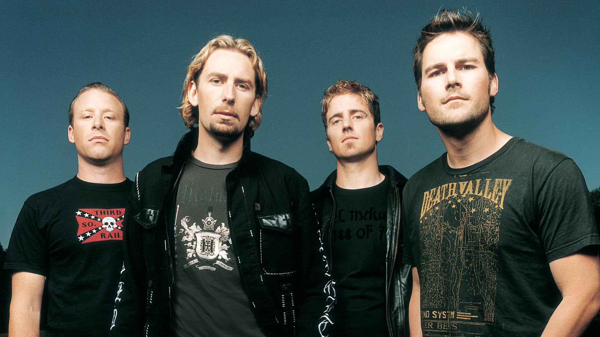 Tracey interviews Nickelback