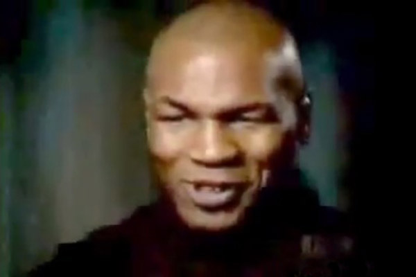 Mike Tyson's funniest moments