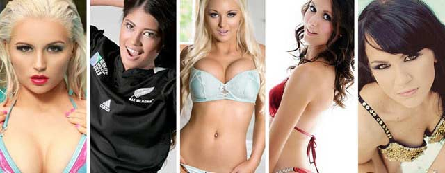 Rock Ring Card Girl - vote now - We're on the prowl for a chick to rep us at the Woodstock Fight For Life as our official Ring Card Girl later this month. Vote now for your favourite!
