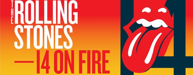 The Rolling Stones live in NZ - The Rock is stoked to present The Rolling Stones live at Mt Smart Stadium on Saturday 5 April, 2014 as part of the 14 ON FIRE Tour. Win tickets now!