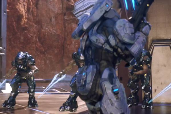 Halo 4 Spartan Ops: Episode Nine trailer