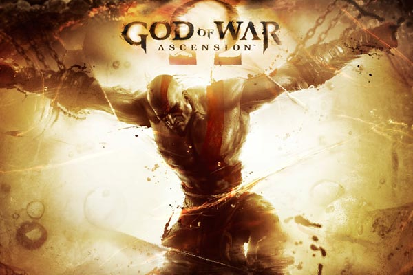 God of War: Ascension campaign footage