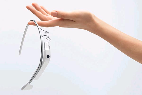 Google Glass: Welcome to the future