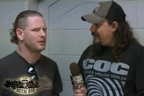 Corey Taylor interview
