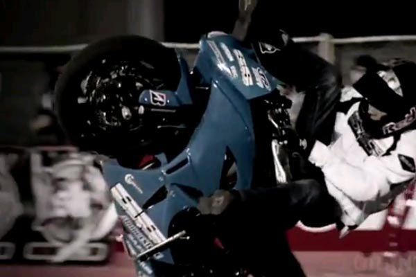Street Freestyle: Stunt Riding Street Motorcycles