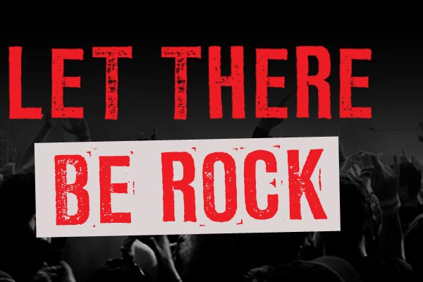 Let There Be Rock - 2013