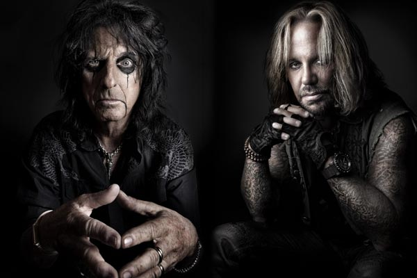 Alice Cooper and Vince Neil to open Rock Academy