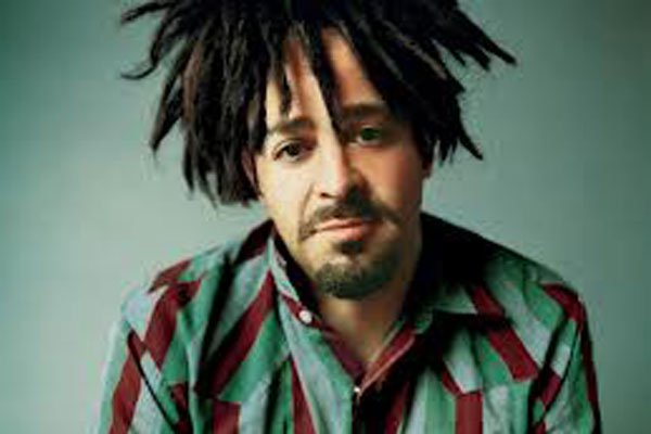 Adam Durtiz from Counting Crows
