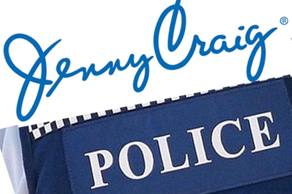 Connecting Jenny Craig with the Police