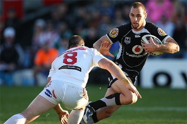 Simon Mannering talks to The Rumble