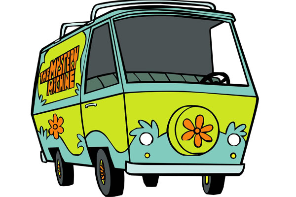 John Day's Mystery Machine