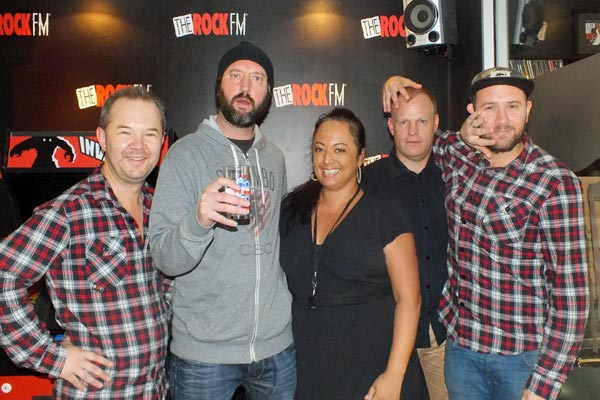 Morning Rumble with Tom Green