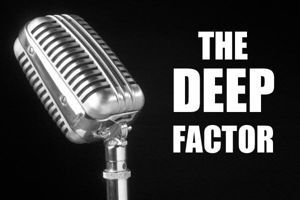 The Deep Voice Factor
