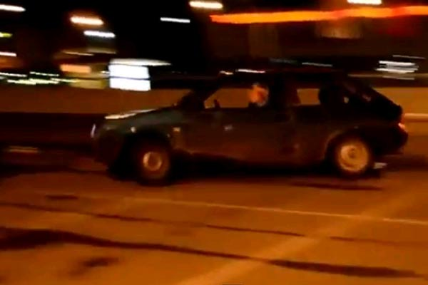 Drifting fail