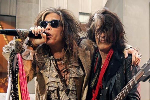 Aerosmith cancel Sydney show