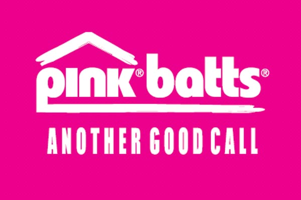 You be the ref with Pink® Batts®