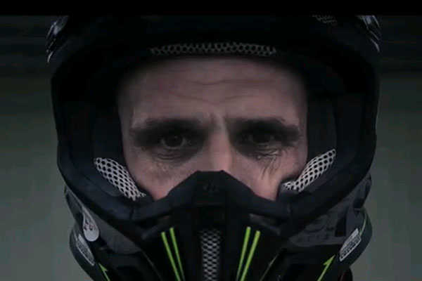 Epic Honda ad about the Enduropale du Touquet