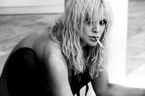 Courtney Love: 'Nirvana catalogue is a curse'