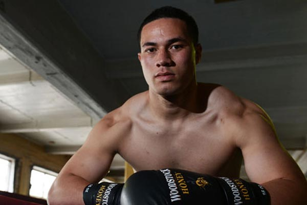 Joseph Parker talks to The Rumble
