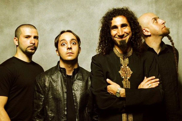 System Of A Down: 'We are not replacing Serj Tankian'