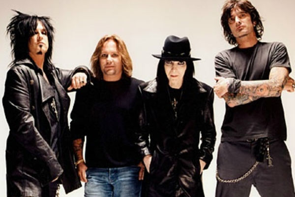 Crossfire Hurricane filmmaker wants to make animated Motley Crue movie