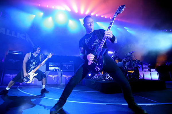 Metallica 'Through the Never' trailer