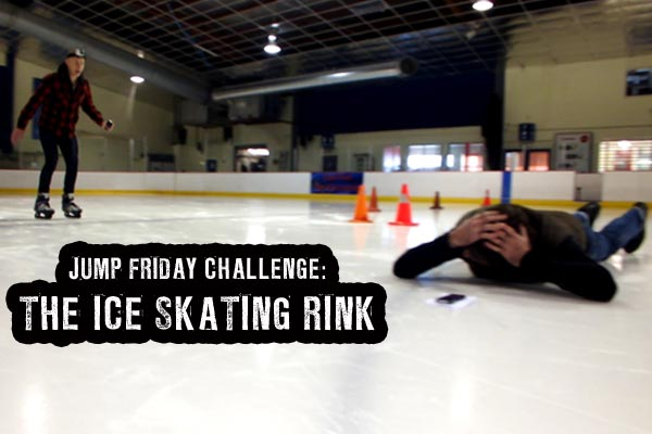Jump Friday Challenge - Ice Skating