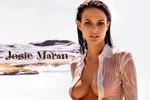 Dunc's Hot MILF: Josie Maran