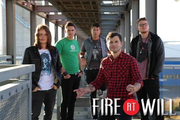 Fire at Will & Sonic Altar - The Way Out Tour