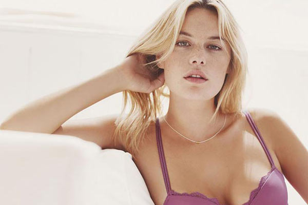 Get to know Camille Rowe