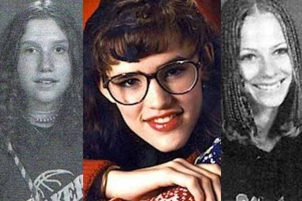 Celebs in their awkward teens
