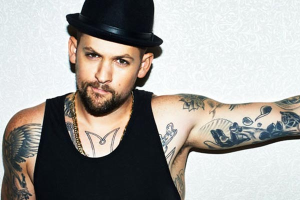 Joel Madden escapes charges after drugs search