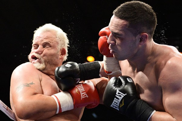 Joseph Parker vs Francois Botha video highlights