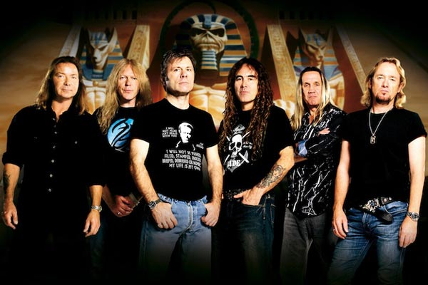 Iron Maiden launch Download set with fighter plane flyover