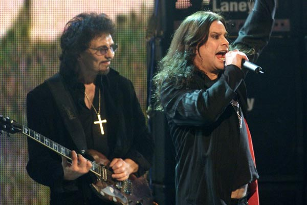 Black Sabbath back at number one with 13
