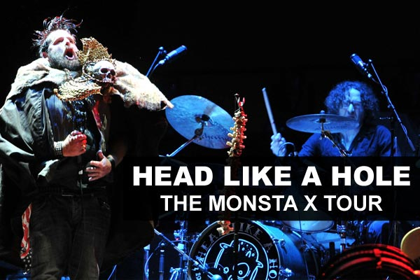 Head Like A Hole - The Monsta X Tour