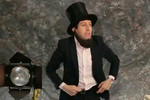 Nicholas Cage auditions for 'Lincoln'