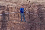 Nik Wallenda's Grand Canyon tightrope