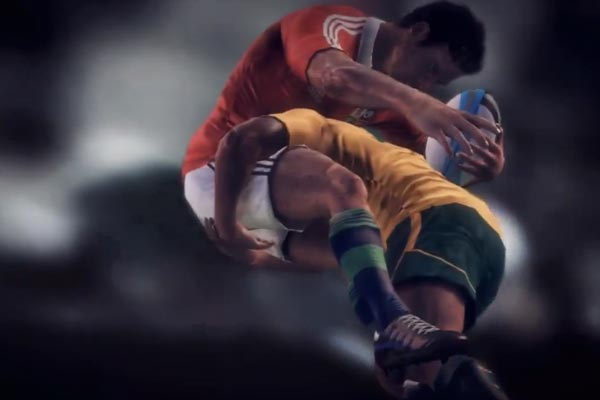 All Blacks Rugby Challenge 2 trailer