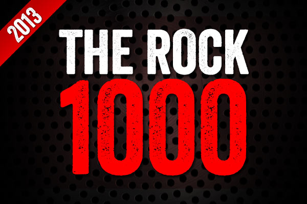 The Rock 1000 - 2013