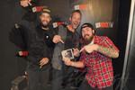 Blacklistt album takeover on Rock Nights