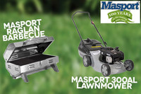 Competition:Get Sorted for Summer with Masport
