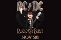 Competition:Win AC/DC's Rock or Bust and a trip to Sydney