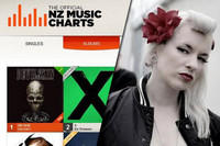 Competition:Devilskin top NZ Music Charts with #1 album